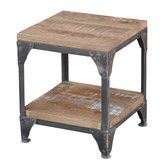 Found it at Wayfair - Stein World Rocca Peake Reclaimed Side Table