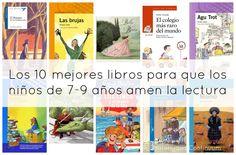 libros para niños de 10 años | después de mis 10 cuentos para que los niños de