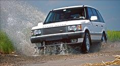 Range Rover p38a