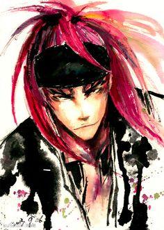 :: Renji Abarai Plus Bleach Renji, Renji Abarai, Bleach Fanart, Bleach Manga, Manga Anime, Anime Nerd, Another Anime, Shinigami, Cosplay