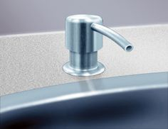 Stationary Soap Dispenser -Posted on January 27, 2014
