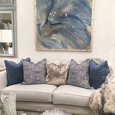 OPEN TODAY, Saturday, 10-5:30pm. GORGEOUS day to come visit our retail design showroom & see all of our NEW arrivals! #Art #InteriorDesign #Decor