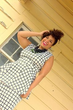 JIBRI Plus Size Peplum Top Window Pane by jibrionline on Etsy, $100.00 Plus Size Peplum, Plus Size Fashion Tips, Girl Swag, Full Figured, Down Hairstyles, Body Shapes, Plus Size Women, Work Wear, Female