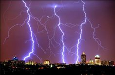 In Ancient Greek, Zeus used lightning bolts as his personal weapon. Other gods related to lightning are the Aztec god Tlaloc, the Mayas' God K, Thor in Norse mythology, Ukko in Finnish mythology, the Hindu god Indra, and the Shinto god Raijin.