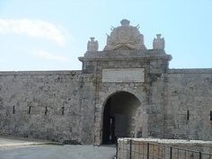 Fortaleza de Isabel II - Menorca Mahón