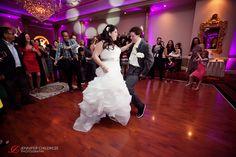 Jennifer Childress Photography | Lucien's Manor | Wedding | Berlin Township, NJ | Twisted Willow | Bride and Groom | Dance Floor     www.jennchildress.com