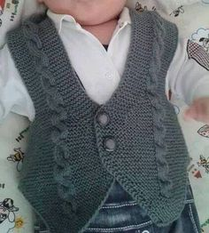 Erkek bebek yelekleri_ 40 adt örgü yelek Best Picture For Knitting jumper For Your Taste You are looking for something, and it is going to. Baby Boy Knitting, Knitting For Kids, Baby Knitting Patterns, Knitting Designs, Baby Boy Vest, Baby Cardigan, Knitting Blogs, Vogue Knitting, Baby Pullover Muster