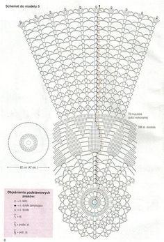 Gallery.ru / Фото #12 - Моя коллекция скатертей. - natalya111 Crochet Tablecloth Pattern, Crochet Doily Diagram, Crochet Rug Patterns, Doily Patterns, Crochet Chart, Thread Crochet, Filet Crochet, Crochet Stitches, Crochet Dollies