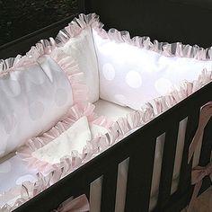Barbie Cradle Bedding