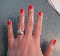 Mommy's Favorite Things: PAM for your NAILS?