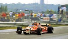 Belgian Grand Prix, Gilles Villeneuve, Motor Speed, Ferrari F1, Interesting History, Formula One, Racing, Sports, Running