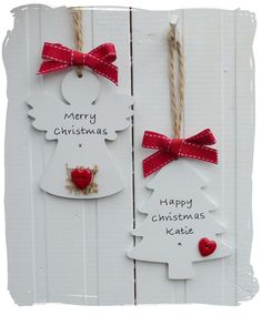 ♥ Merry Little Christmas, Christmas Wrapping, Christmas 2014, Country Christmas, Christmas Paper Crafts, Holiday Crafts, Christmas Ornaments, Xmas Decorations, Christmas Traditions