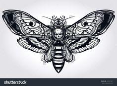 That moth