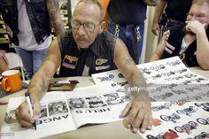 Sonny Barger, founder of the Oakland, California charter of the Hells. Sonny Barger, I Miss You Dad, Hells Angels, Oakland California, Motorcycle Clubs, Living Legends, Harley Davidson, Biker Gangs, 1