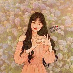 @sooveeny  고마워요 암쏘해삐~🧚♀️ Art Girl, Disney Characters, Fictional Characters, Disney Princess, Anime, Cartoon Movies, Anime Music, Fantasy Characters, Disney Princes