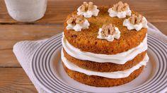 Receta | Tarta de zanahoria (Carrot cake) - canalcocina.es