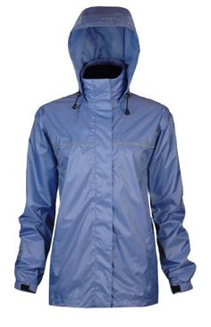 Viking Womens Windigo Packable Jacket Hydro Blue XXLarge * See this great product.