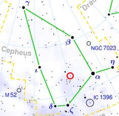 Cepheus constellation crop VV Cephei location.png