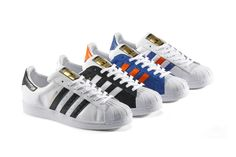 "adidas Originals Superstar ""East River Rivalry"" Pack"