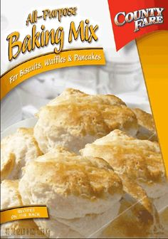 DIY Bisquick, plus links to cornbread mix, cake mixes, cream soup mix, muffin mix, brownie mix, onion soup mix, rice mixes, stuffing mix, and more