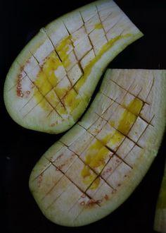 Ági főz: Tuti padlizsánkrém Eggplant, Zucchini, Dips, Mango, Vegetables, Fruit, Food, Manga, Sauces