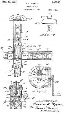 African American Willis Johnson's U.S. Patent No. 292.821