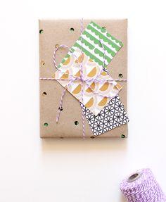 Spring Gift-Wrapping, www.babasouk.ca