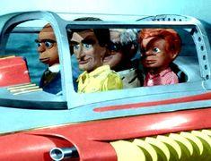 Sci Fi Tv Shows, Old Tv Shows, Kids Shows, Retro Toys, Vintage Toys, Supercars, Joe 90, Thunderbirds Are Go, Uk Tv