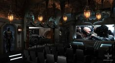 Dark Knight Home theater