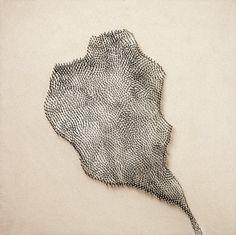 Gunther Uecker, nail sculture