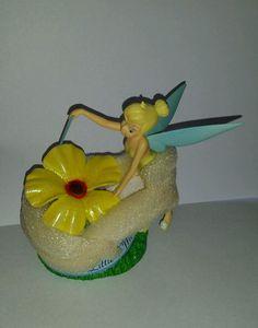 HAMILTON DISNEY TINKER BELL Pixie Dust Wishes Figurine Make Little Magic Fairy | Collectibles, Disneyana, Contemporary (1968-Now) | eBay!