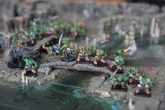 Customisation orques, Table dwarven forge, rpg terrain, diorama 28mm, figurines, miniatures