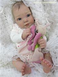 Fenna Doll Kit by Elly Knoops