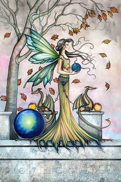 Fairy Art by Molly Harrison - Hope Stones