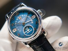 You Are There: Attending The Only Watch Auction 2015 With Patek Philippe Mais Fancy Watches, Dream Watches, Expensive Watches, Luxury Watches For Men, Cool Watches, Men's Watches, Patek Philippe Aquanaut, Tourbillon Watch, Patek Phillippe