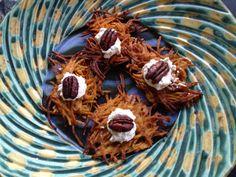 Spiced Sweet Potato Pancakes #recipe4change