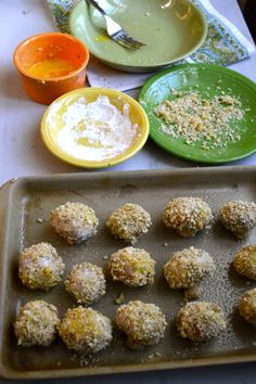 Baked Italian Mushrooms
