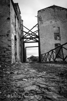 Stroll through this ghost town