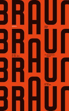 34 Posters Celebrate Braun Design In The 1960s | Co.Design | business + innovation + design _ #Design #Form & #Function #Braun