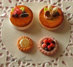 Miniature cake & Tart | Flickr: Intercambio de fotos