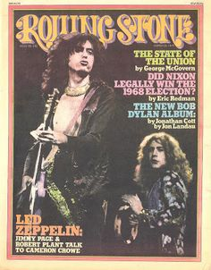 Rolling Stone. Marzo 1975