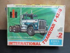 Plastic Model Kits, Plastic Models, Model Truck Kits, Monogram Models, Movin On, Toy Trucks, Old Models, Model Building, Semi Trucks