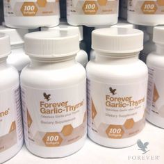 Garlic and thyme, the two powerful antioxidants found in Forever Garlic-Thyme®, combine to create a great tool in maintaining good health. https://www.youtube.com/watch?v=FgeA67VFpoU http://360000339313.fbo.foreverliving.com/page/products/all-products/2-nutrition/065/usa/en Need help? http://istenhozott.flp.com/contact.jsf?language=en Buy it http://istenhozott.flp.com/shop.jsf?language=en