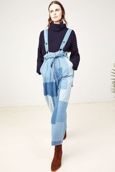 Ulla Johnson Rie Overall