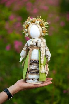 "Ukrainian doll Motanka ""Malusha"" www.facebook.com/malusha.ukraine"