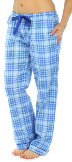 PajamaMania Women's Flannel Pajama Pants
