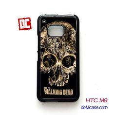 the walking dead zombie for HTC One M7/M8/M9