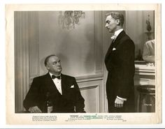 8x10-Still-Ruthless-Zachary Scott-Sydney Greentreet-Drama-Film-Noir-1948-VG