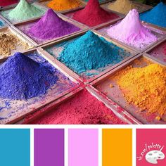I think these are interesting colors together and would create something vibrant . - I think these are interesting colors together and would create something vibrant The most beautiful - Purple Color Palettes, Blue Colour Palette, Colour Schemes, Color Combos, Pink Home Accessories, Diy Y Manualidades, Graphisches Design, Christmas Coloring Pages, Color Balance