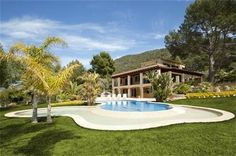 Single Family Home for Sale at Luxury Property with superb views of Port Andratx Port Andratx, Mallorca 07157 Spain